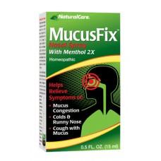 Naturalcare Mucusfix Nasal Spray .5oz