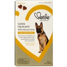 Verde Pet Health Canine Hip And Joint Chew 60ct