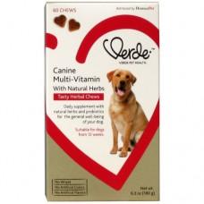 Verde Pet Health Canine Multi-Vitamin Chew 60ct