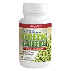 Absolute Nutrition Green Coffee Bean Extract 60ct
