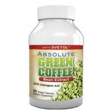 Absolute Nutrition Green Coffee Bean Svetol 60ct