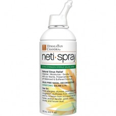 Himalayan Chandra Neti Spray Saline Extra Strength 4.2oz