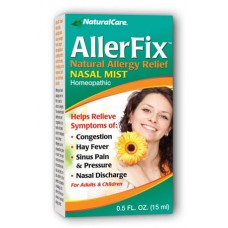 Naturalcare Allerfix Nasal Spray .5oz