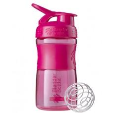 Blender Bottle SportMixer Pink 20oz
